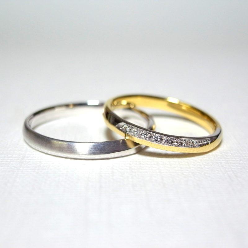 プリジュ 結婚指輪 新作